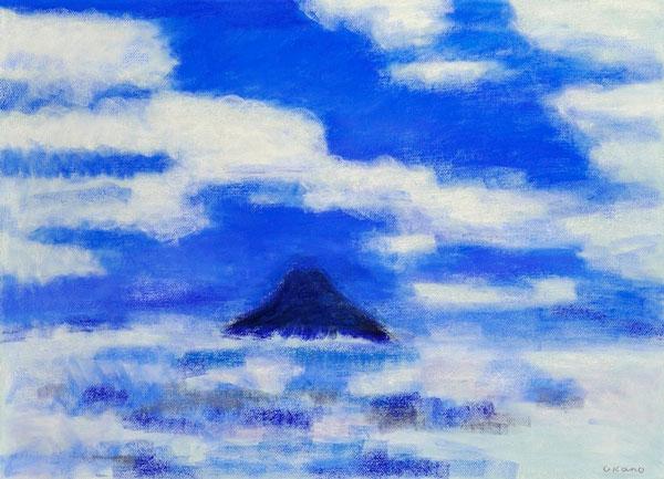 ブルーの風景