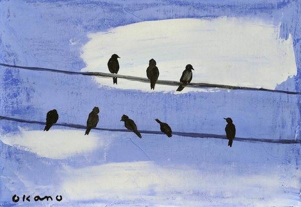 小鳥の休息