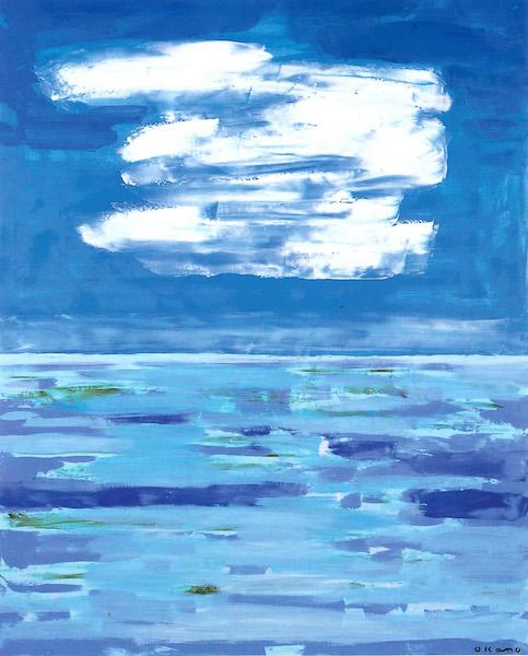 雲と海の対話