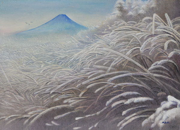 樹氷・富士