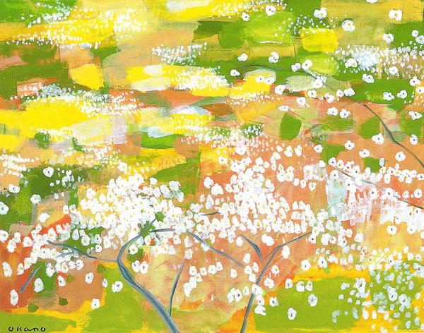 山桜の咲く頃
