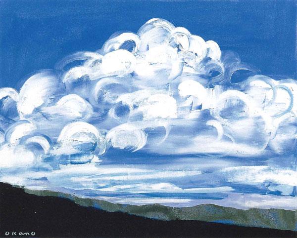 湧き立つ雲